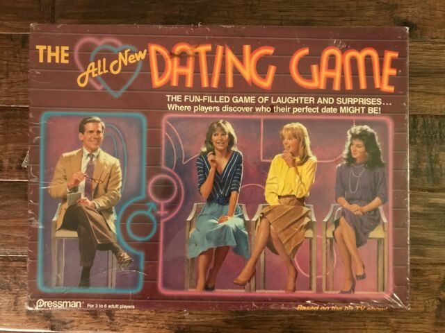 The all new dating game