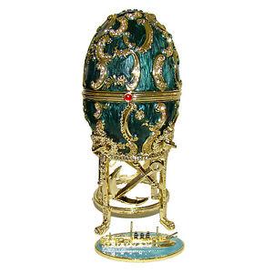 16df661159 copie Oeuf Faberge à la Mémoire d'Azov - copie Oeuf Faberge à la ...