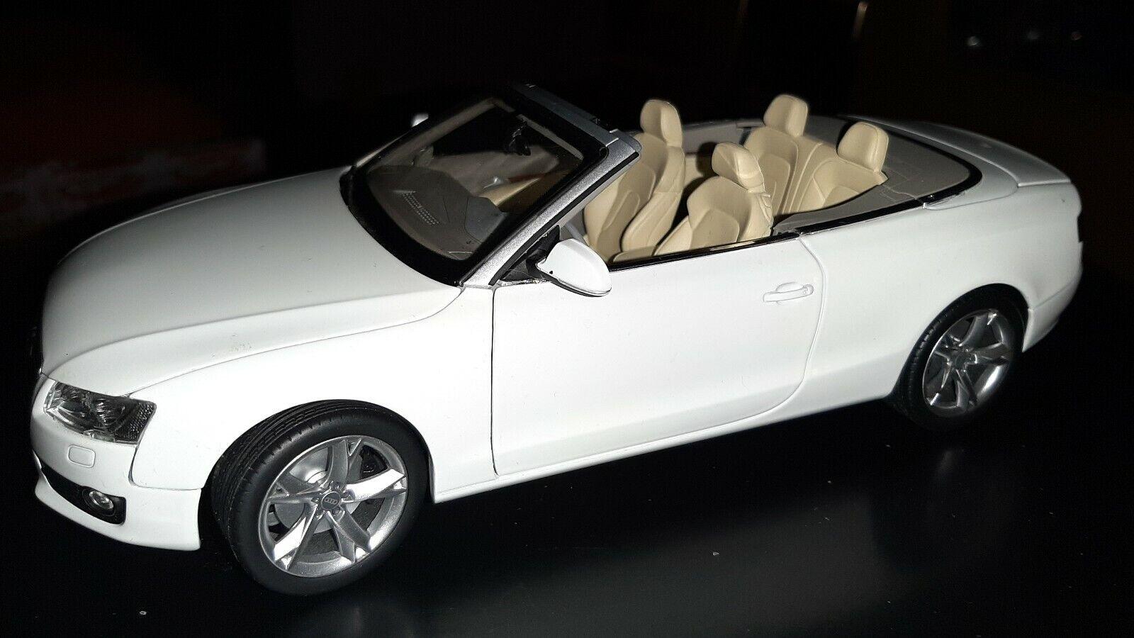 NOREV Audi A5 Cabriolet  1 18