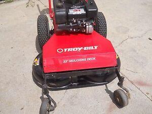 Image Is Loading Troy Bilt 33 034 Wide Cut Mower Belt