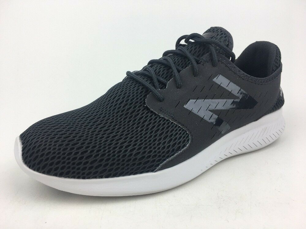 New Balance WCOASLB3 Running Course Shoes Black White Comfort Ride Womens, 9B