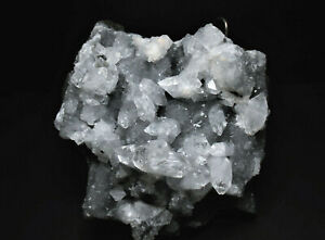 Apophyllite-on-Druse-Quartz-India-4-3-4-inches