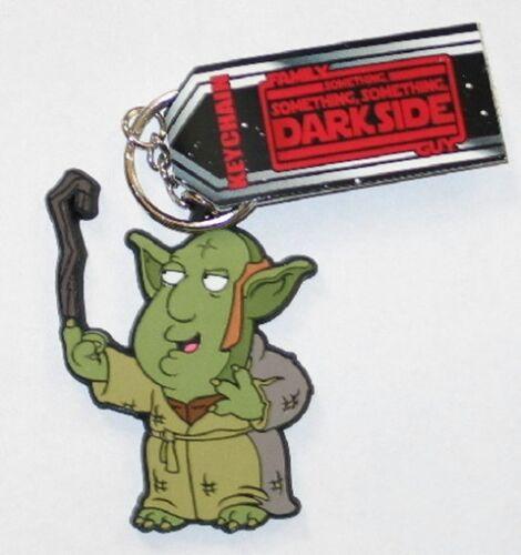 The Family Guy Dark Side Carl as Yoda Keychain NEW