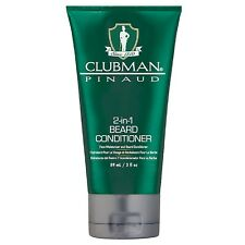 2x Clubman Pinaud 2-in-1 Beard Conditioner 3 Oz