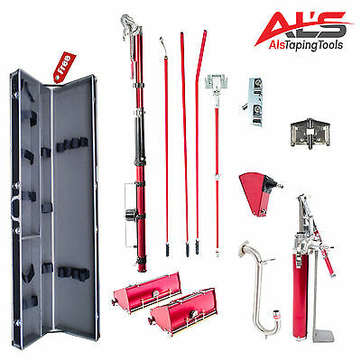 Level5 Full Set of Automatic Drywall Taping Tools w/ FREE Tool Case