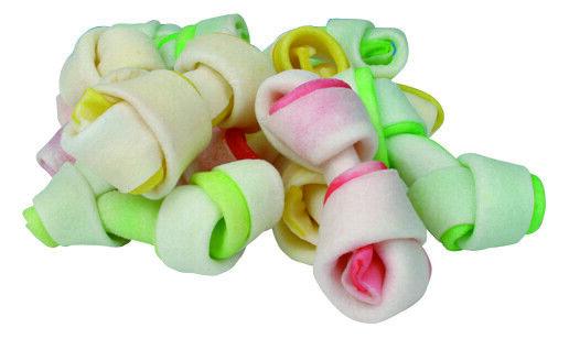 20 Stück Denta Fun Dog Snack Mini-Kauknoten 6 cm, 20 x 240 g