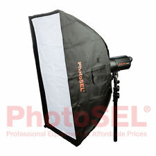 PhotoSEL SBSR6X9 60 x 90cm Softbox Bowens S Type Speed Ring Studio Flash Light