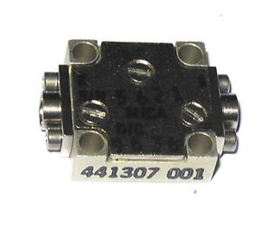 9-0-to-12-0-Ghz-MICA-ISOLATOR-GPO-CONNECTOR-NEW