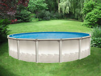 24' X 52 Above Ground Pool Package > Limited Lifetime Warranty > Espirit Ii