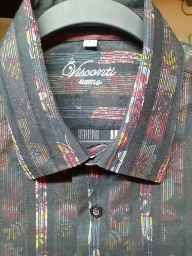 Visconti mens shirts large