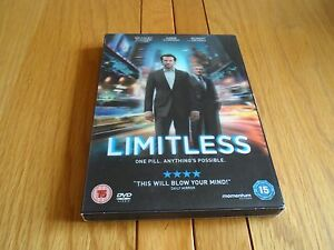 Limitless DVD 2011 - <span itemprop=availableAtOrFrom>Kidderminster, United Kingdom</span> - Limitless DVD 2011 - Kidderminster, United Kingdom