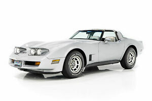1981 Chevrolet Corvette COMPLETELY ORIGINAL CONDITION WITH ONLY 16,299KM (10,128 MILES)