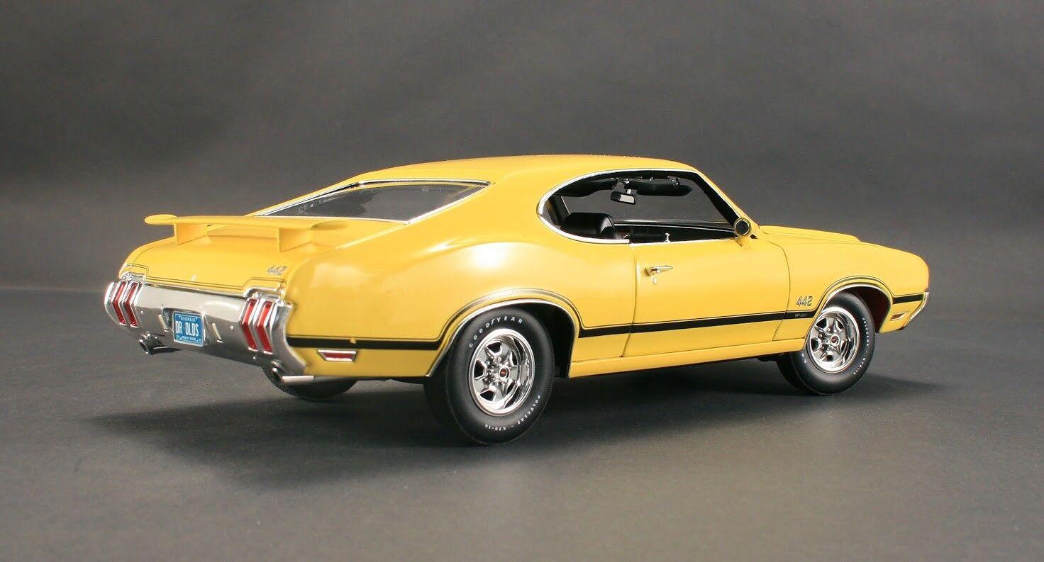 1970 Oldsbilene gul 1 18 1805606