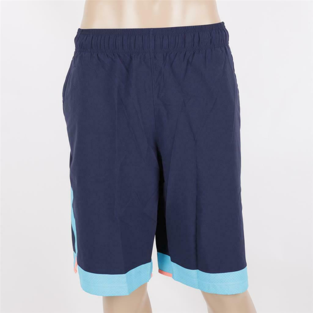 Mens Under Armour SC30 Hypersonic Navy Shorts (PEA1) RRP
