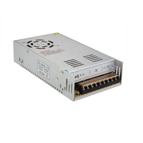 DC12V 24V 102W-360W LED Trafo Netzteil Treiber Driver Adapter für Streifen Strip