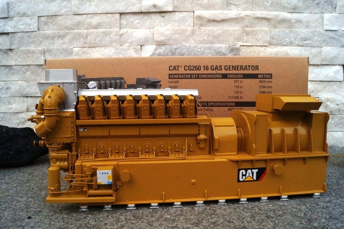 Die CAST Masters 85252 CAT CG 26016 GAS GENERATORE novità 1 25 2020 1 50 OVP