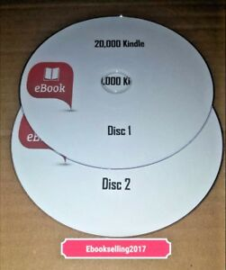 Best book comic magazine collections lots 2018 ebay 20 000 kindle format ebooks of mixed authors genres classic ebooks on 2 discs fandeluxe Choice Image