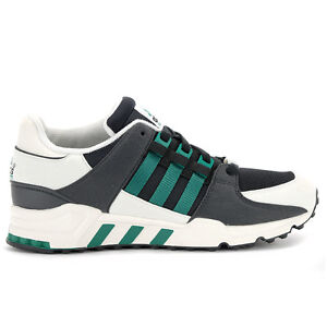 Adidas Men's Running Support EQT 93 Black/Green