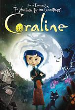 Coraline Dvd 2009 For Sale Online Ebay