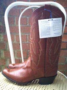 da euro Lezardᄄᄂ de cowboy partir bottes41Stivali Belles 500 45AjRL