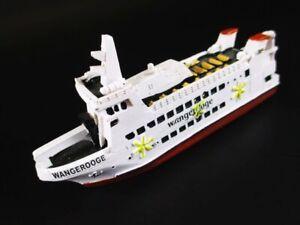 Buque-Bote-Ms-Wangeroge-Ferry-Fahrschiff-12CM-Polyresin-Ship-Modelo