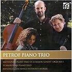 Beethoven, Tchaikovsky, Mendelssohn: Works for Piano Trio (2014)