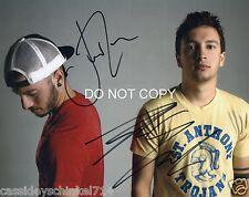 "Twenty One Pilots Josh Dun & Tyler Joseph reprint signed 11x14"" Poster #2 RP"