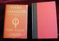 Diana Gabaldon - The Fiery Cross - 1st/1st