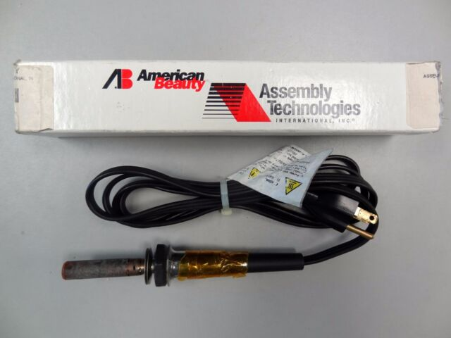 "American Beauty 3112-40 1//4/"" Pencil Style 1000° Max 40 Watt Soldering Iron"