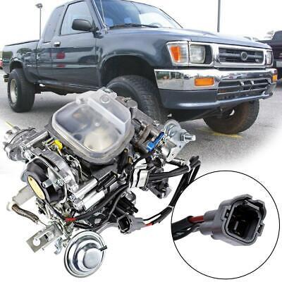 Heavy Duty Zinc Alloy REPLACE CARBURETOR For 22R Toyota Pickup Trucks 1988-1990