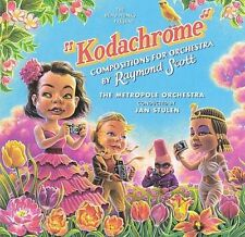 METROPOLE ORKEST - KODACHROME: RAYMOND SCOTT COMPOSITIONS FOR ORCHESTRA NEW CD