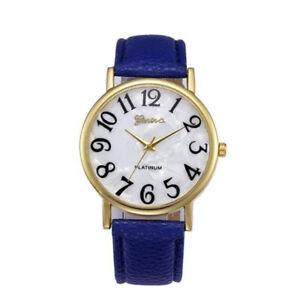 Fashion-Leather-Strap-Round-Dial-Women-Girl-Analog-Quartz-Wrist-Watch-Gift
