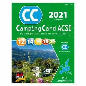ACSI CampingCard 2020 Ermäßigungskarte (2023919)