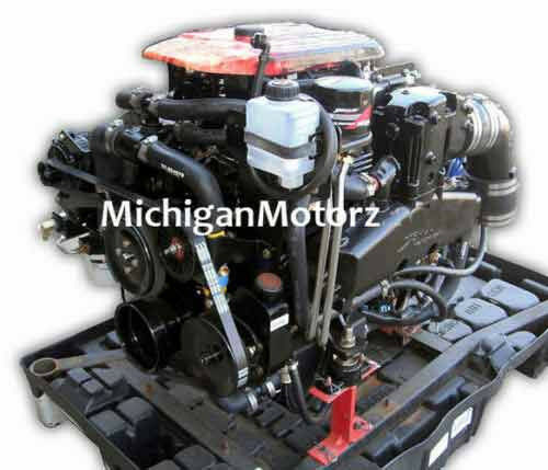 Mercruiser 350 MPI 5 7 Ltr  Remanufactured 863611R11