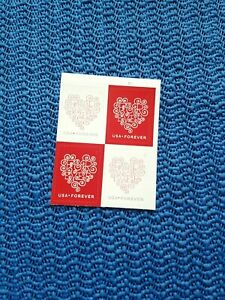 Four  Forever postage stamps mint. What is pictured .#78 a.