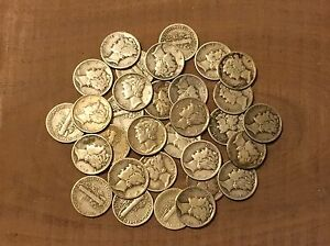 MINTED PRE 1965 1//4 TROY POUND LB BAG 90/% SILVER COINS KENNEDY ROOSEVELT U.S