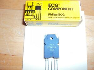 Repl USA Shipper Original ECG968 POS 15V 1A IC Regulator NTE968