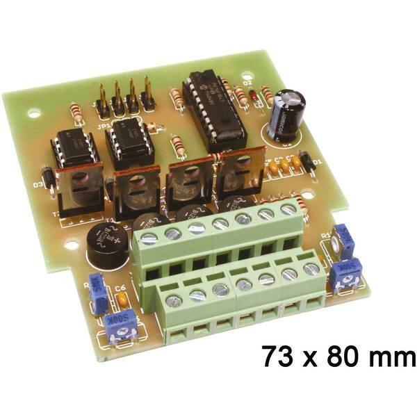 Tams elektronik 510105501 multitimer assemblato