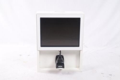 Stempeluhr Büro Mitarbeiter Zeiterfassung Digital Elo 1537L Datalogic 1100i