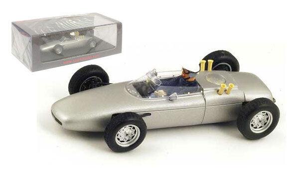 SPARK s3460 PORSCHE 804 Test Session 1962-J BONNIER scala 1/43