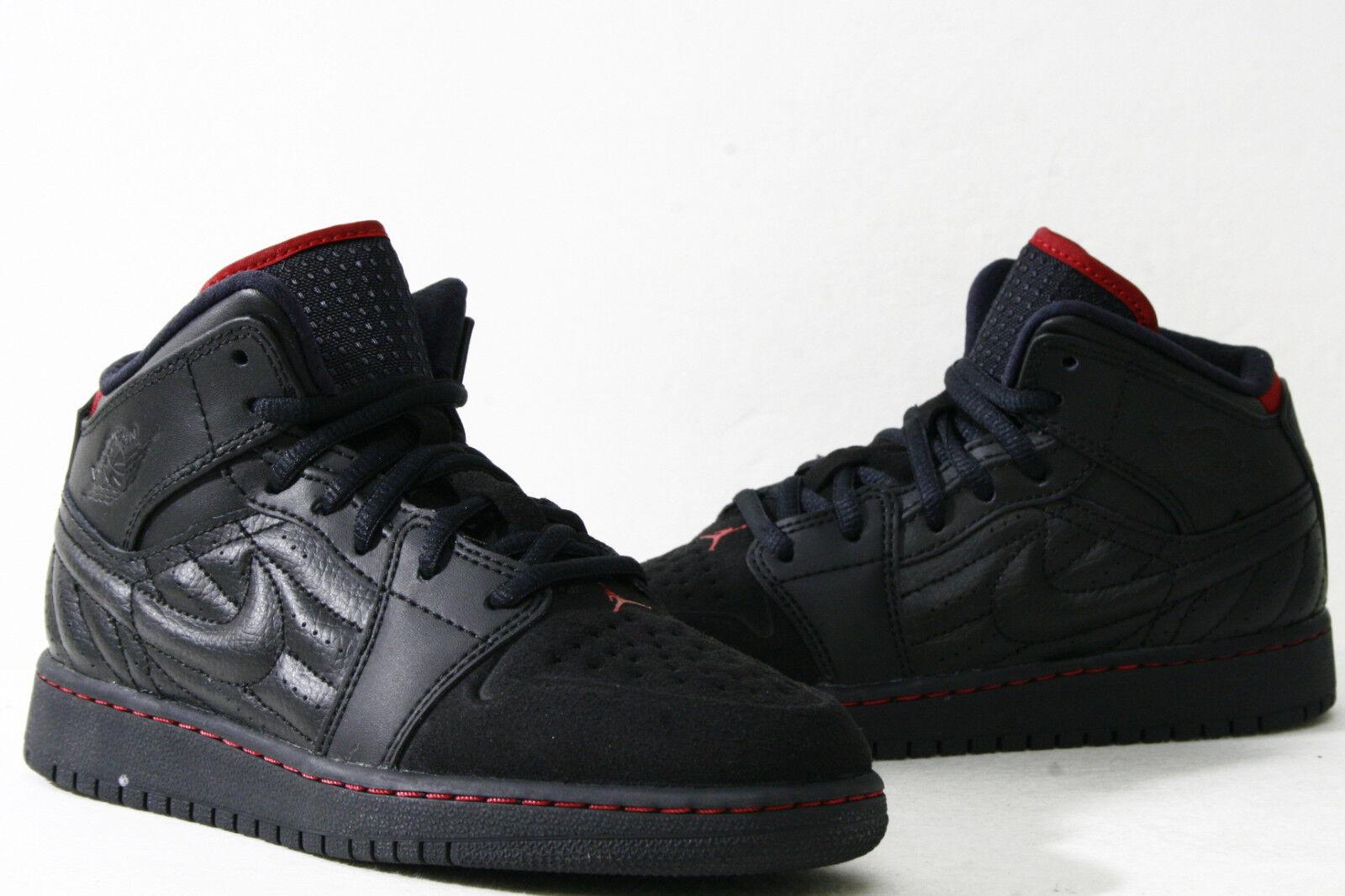 Nike Youth shoes Air Jordan 1 Retro '99 BG (GS) (GS) (GS) shoes 654962-001 Youth Size 4 cc65e4