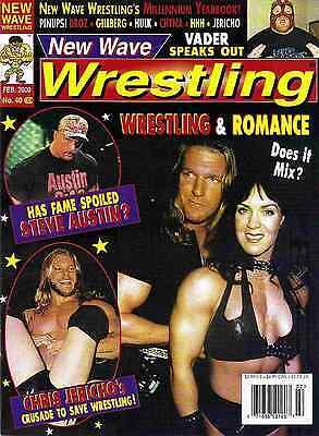SEPTEMBER 1999 WWF RAW WRESTLING MAGAZINE D-GENERATION X CHYNA TRIPLE H DOGG X