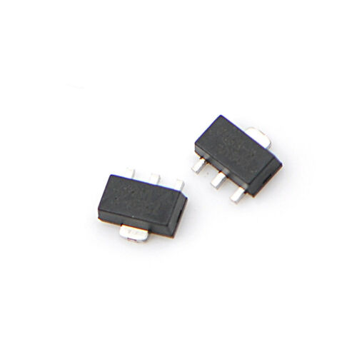 10PCS HT7333-A HT7333 3.3V SOT-89 Low Power Consumption LDO Voltage RegulatorTOQ