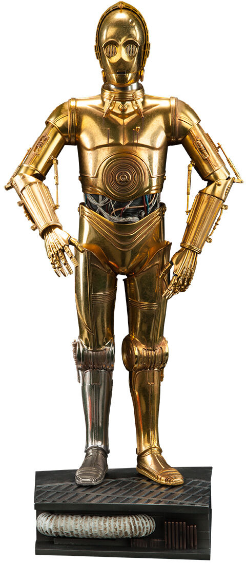 STAR WARS   C-3PO Premium Format 19  Statue (Sideshow Collectibles)  nouveau  promotions promotionnelles