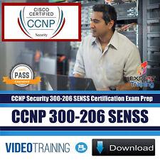 cisco ccnp security cbt nuggets