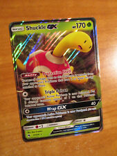 Lost Thunder 16//214 4x Shuckle Uncommon NM-Mint Pokemon SM08