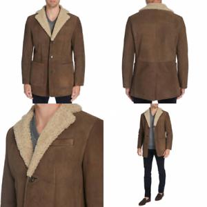manteau peau peau Hackett de London mouton de chameau mouton en d'hiver d'extérieur 100 XCxC1wq5