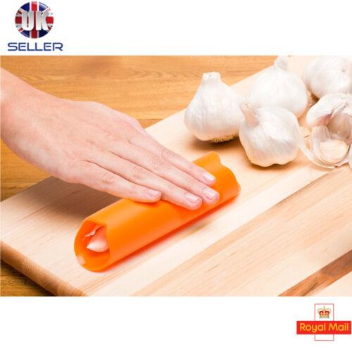 Silicone ail Peeler Strip-teaseuse tube-Orange