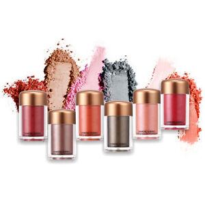 Fj-Donna-Shimmer-Glitter-Ombretto-Polvere-Colori-Opaco-Ombretto-Cosmetico-Mak
