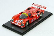 Spark-KB 1/43 Porsche 962 C #15 Le Mans 1987 KBS041